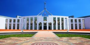 Australian Parliament  House Malcolm Turnbull